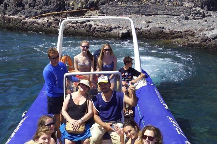 Excursion a Playa de Antequera y Vuelta en Barco