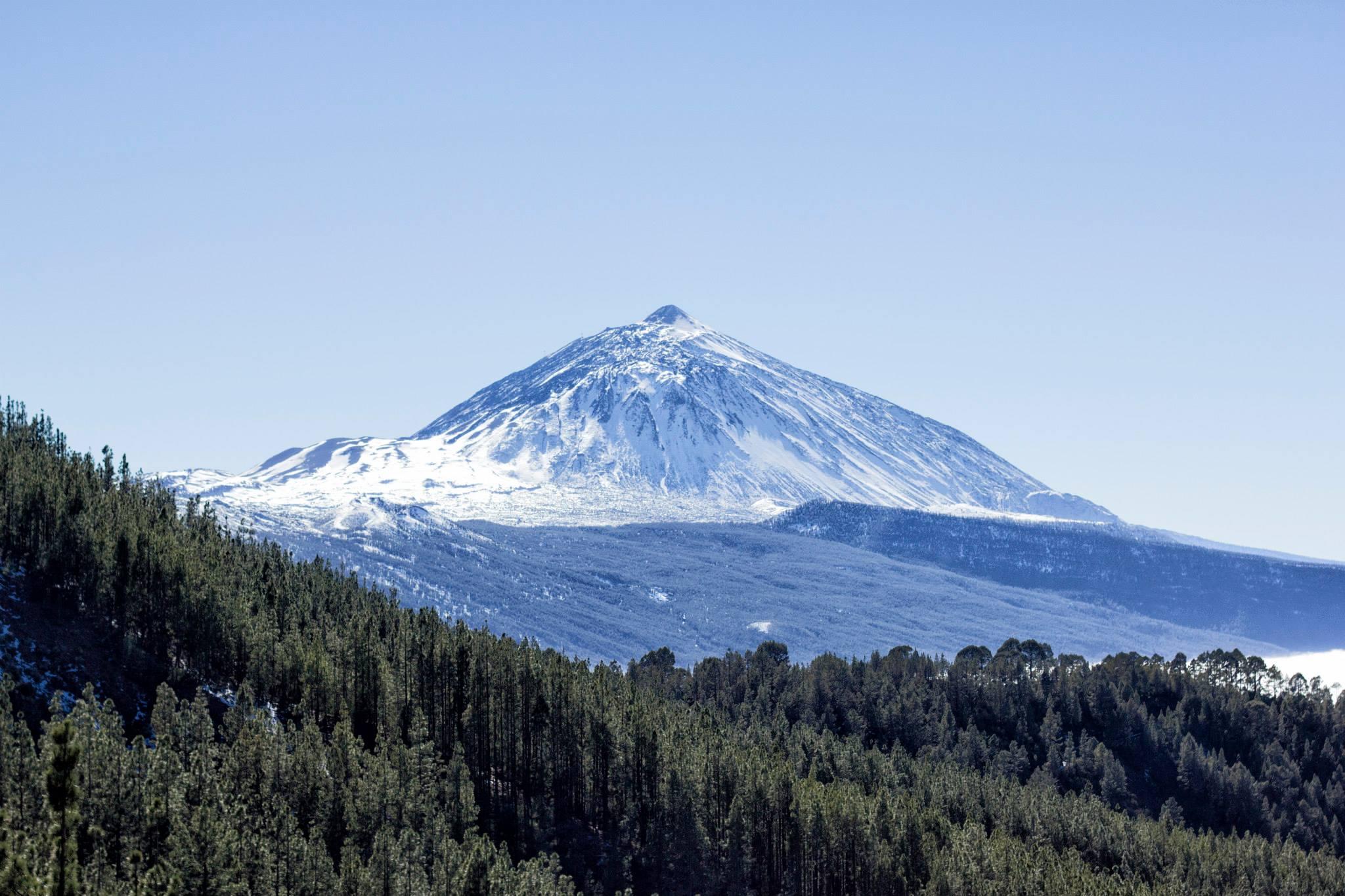 Parque Nacional de El Teide – Panorámico en Transporte